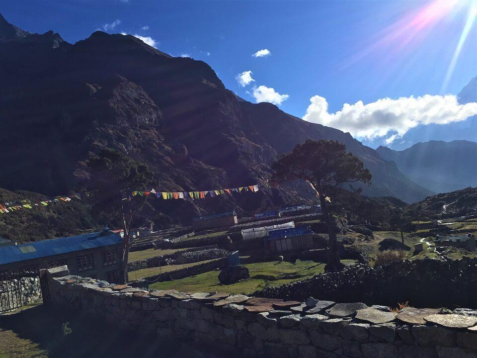 Gokyo Vallei trekking