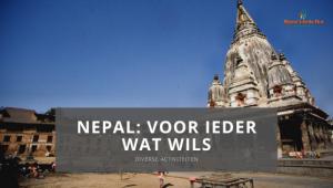Activiteiten in Nepal