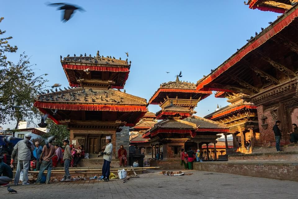 Culturele schatten in Kathmandu – Kathmandu Durbar Square