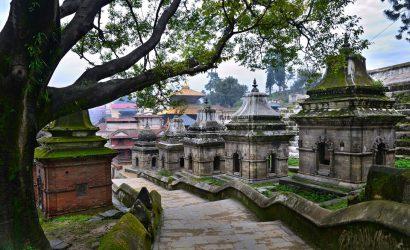 Culturele schat in Kathmandu - Pashupatinath