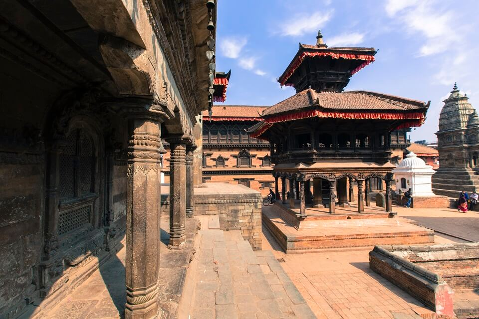 Culturele schatten in Kathmandu – het Koningsplein in Bhaktapur
