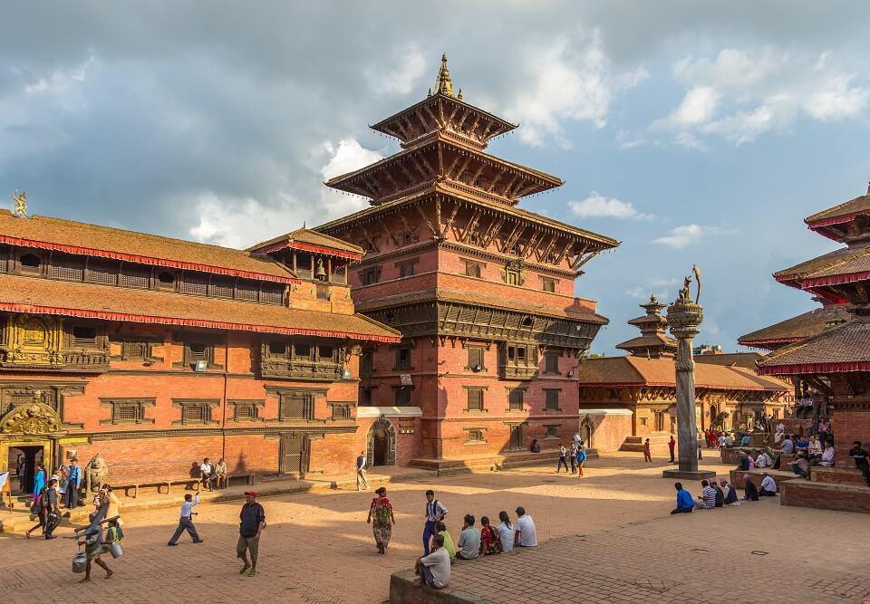 Culturele schatten in Kathmandu – het Koningsplein in Patan