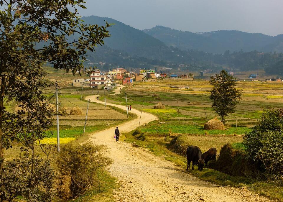 Hoogtepuntenreis Nepal – wandelen in de Kathmandu vallei