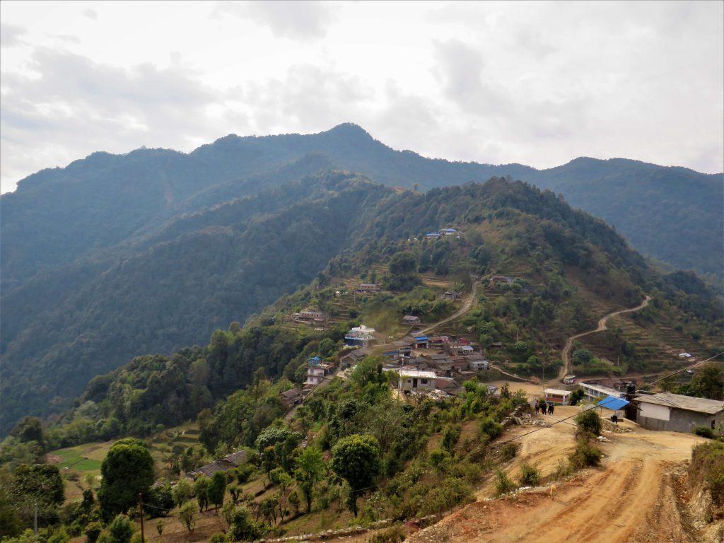 Panchase trekking – wandelen door kleine dorpen tijdens de Panchase trekking