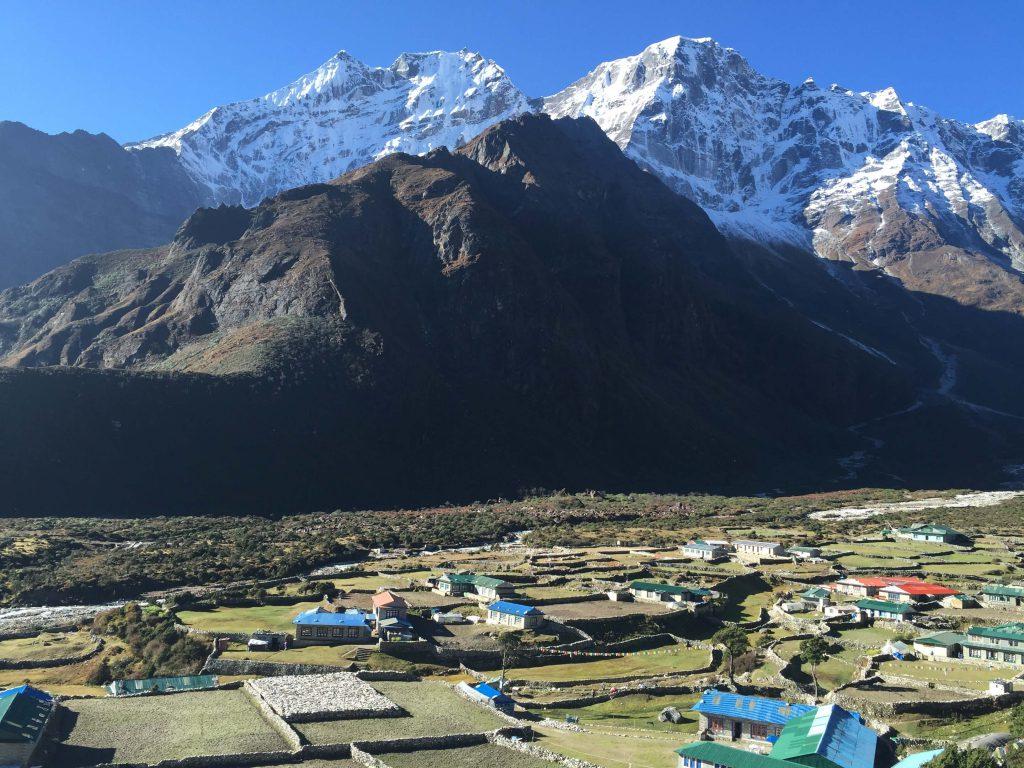 Sherpa Culture trekking – een bergdorp in de lagere Everest regio
