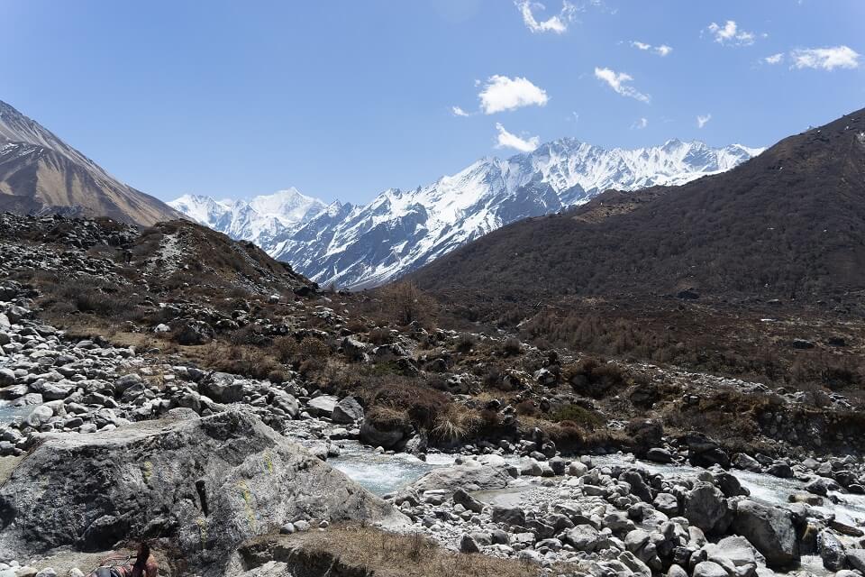 Langtang vallei trekking – het prachtige Langtang gebergte