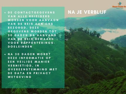 Health en safety richtlijnen in Nepal – na je vertrek
