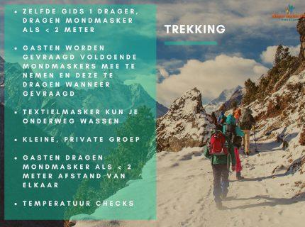 Health en safety richtlijnen in Nepal – trekking