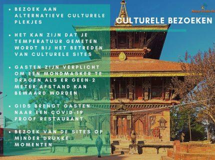 Health en safety richtlijnen in Nepal – culturele bezoeken