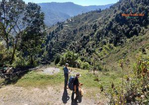 Trekking in Helambu regio tijdens Covid-19