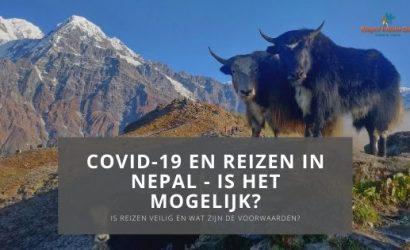 COVID-19 EN REIZEN IN NEPAL
