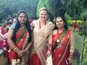 Teej festival Nepal