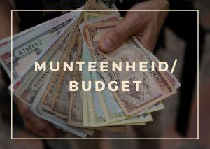 Munteenheid en budget voor Nepal reis