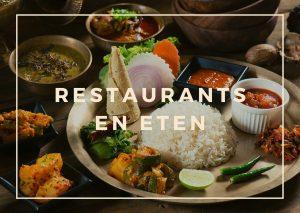 Restaurants en eten tijdens Nepal reis