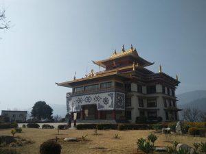 Monastery in Pharping