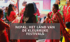 Nepal's kleurrijke festivals