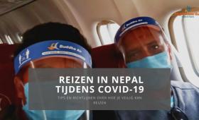 Reizen in Nepal tijdens Covid-19
