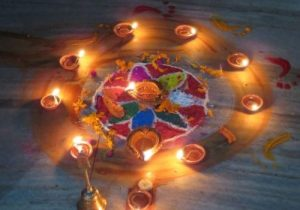 Tihar festival of light