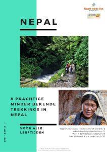 E-magazine minder bekende trekkingspaden Nepal