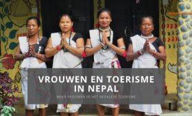 Vrouwen en toerisme in Nepal